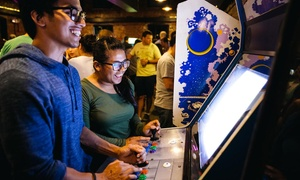 $5 for $10 Worth of Tokens, or $10 for $22 Worth of Arcade Tokens at Bit Bar Salem (Up to 55% Off)