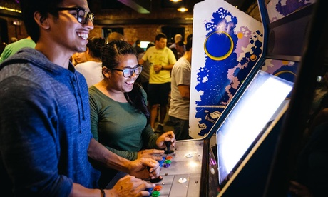 $5 for $10 Worth of Tokens, or $10 for $22 Worth of Arcade Tokens at Bit Bar Salem (Up to 59% Off) 9946a977-d650-484f-8ca6-04704f06af84