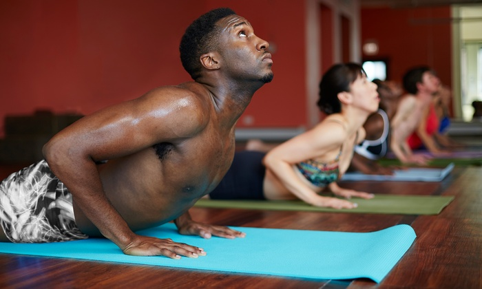 Bikram Tysons - McLean: 10 or 20 Drop-In Bikram Yoga Classes or a One Month Unlimited Pass at Bikram Tysons (Up to 65% Off)