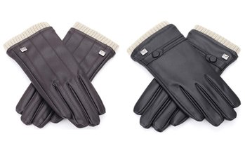 Gallery Seven Fashion Winter Men's Gloves
