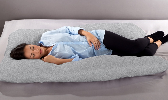 Up To 30 Off On Lavish Home U Shape Pillow Cover Groupon