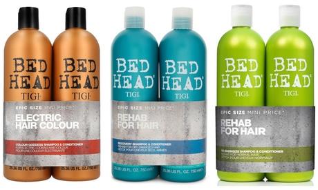 Duo shampoing et après-shampoing TIGI Bed Head