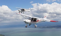 30- or 60-Minute Flying Experience and Club Membership at Durham Aerosports (Up to 44% Off)