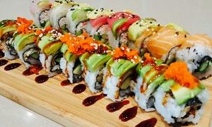 Ristorante Hao: Menu di sushi in formula All you can eat a pranzo o cena per 2, 4 o 6 persone al Ristorante Hao (sconto fino a 64%)