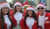 Up to 44% Off Santa Hustle 5K or Half Marathon Registrations