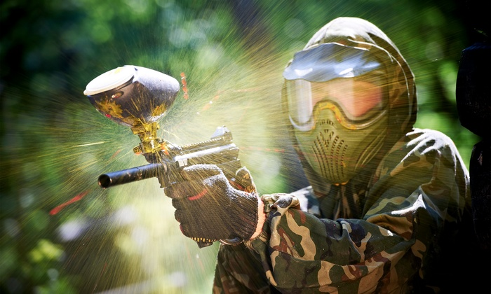 SteelTown Paintball Park - Avalon - Bellevue - Ben Avon: All-Inclusive Paintball Package for Two, Four, or Eight at SteelTown Paintball Park (Up to 67% Off)