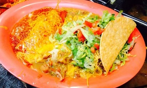 Deli Cioso West Mexican Restaurant: Mexican Food at Deli Cioso West Mexican Restaurant (40% Off). Two Options Available.
