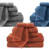 100% Cotton Bath Towel Set (6-Piece)