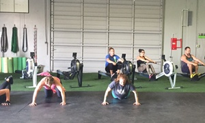 Burn at Calimesa CrossFit: Up to 67% Off Burn classes  at Burn at Calimesa CrossFit