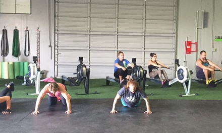 Up to 67% Off Burn classes  at Burn at Calimesa CrossFit