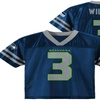Russell Wilson Seattle Seahawks NFL Youth Navy Team Apparel Jersey