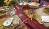 La Romanella - Catania: Menu tipico romano da 4 portate con calice o caraffa di vino, in zona Museo Egizio (sconto fino a 50%)