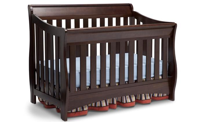 Delta Children 4 In 1 Crib Groupon Goods