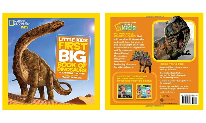 the big book of dinosaurs pdf