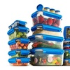Airtight Food Containers with Locking Lids (12-, 28-, or 40-Piece)