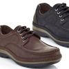 Henry Ferrera Men's Parker Lace-Up Casual Shoes