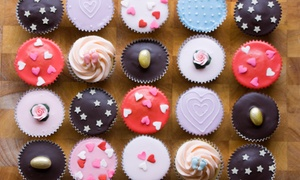 Williams Confectionery Crafts: $9.99 for One Dozen Medium Cupcakes at Williams Confectionery Crafts ($16.99 Value)
