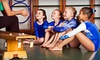 Tropical Twisters Gymnastics - Hancock: $69 for 12 Kids' Gymnastics Classes at Tropical Twisters Gymnastics ($194 Value)