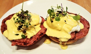 Tartine: All-Day Breakfast or lunch with Coffee: One ($13), Two ($25) or Four People ($49) at Tartine (Up to $96.80 Value)
