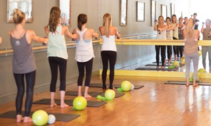 Up to 68% Off Barre Fitness Classes at Neighborhood Barre  at Neighborhood Barre Knoxville, plus 6.0% Cash Back from Ebates.