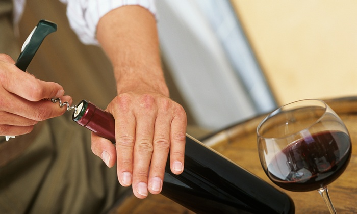 The Corkscrew Winery - Ocala: Winemaking Class for One or Two, or $10 for $20 Worth of Wine at The Corkscrew Winery
