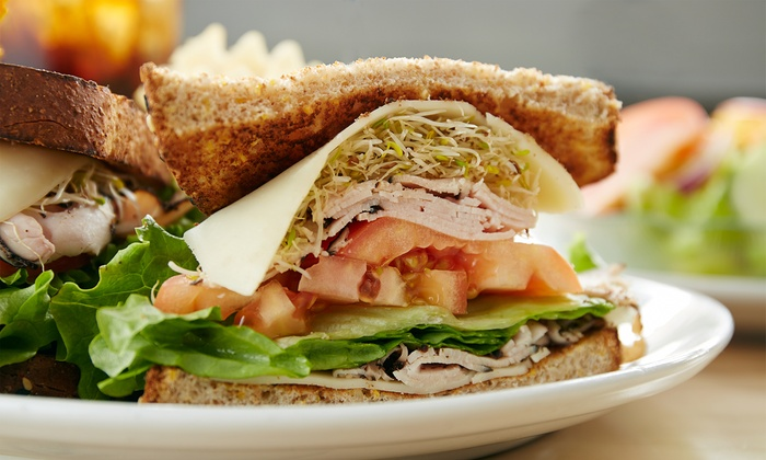 Jacaranda: A Gourmet Shop - Northwest San Pedro: $12 for $20 Worth of Café Food for Breakfast or Lunch for Two or More at Jacaranda: A Gourmet Shop