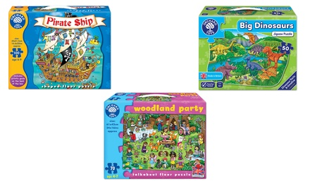 Orchard Toys Floor Puzzles