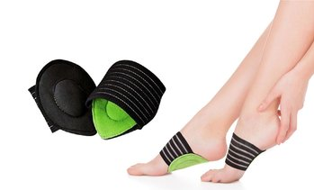 XTF Plantar Fasciitis Foot Arch Supports (1-, 2-, 3- or 6-Pairs)