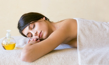Two-Hour Pamper Package for One or Two at Garden Spa, Wimbledon (Up to 75% Off) (London)