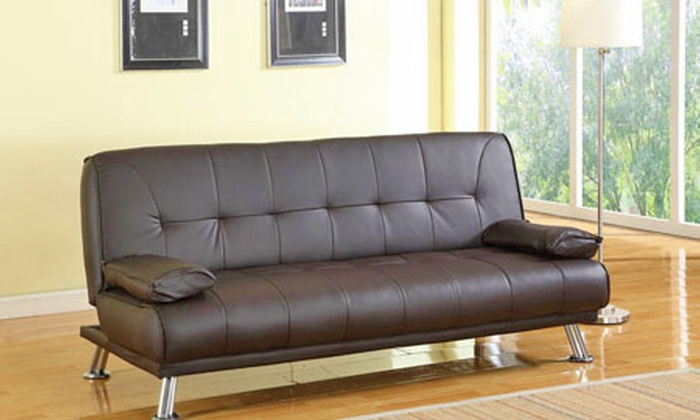Awe Inspiring Montana Sofa Bed Groupon Goods Evergreenethics Interior Chair Design Evergreenethicsorg