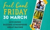 Bath Racecourse - Bath Racecourse,: Feel Good Friday Family Ticket, Two Grandstand Tickets with Race Programmes, 30 March, Bath Racecourse (Up to 42% Off)