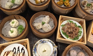 The High Tea Club: Six Boxes of Dim Sum for Two at The High Tea Club