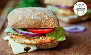 Sanduíches do Sul: Sanduíches do Sul - Plaza Mall: sanduíche + batata média para 1 ou 2 pessoas