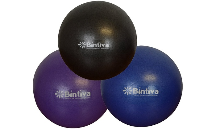 Bintiva Mini 7–9 Pilates Stability Ball or Exercise and Therapy