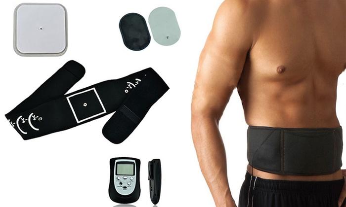 Abdominal Muscle Toner Fitness Belt