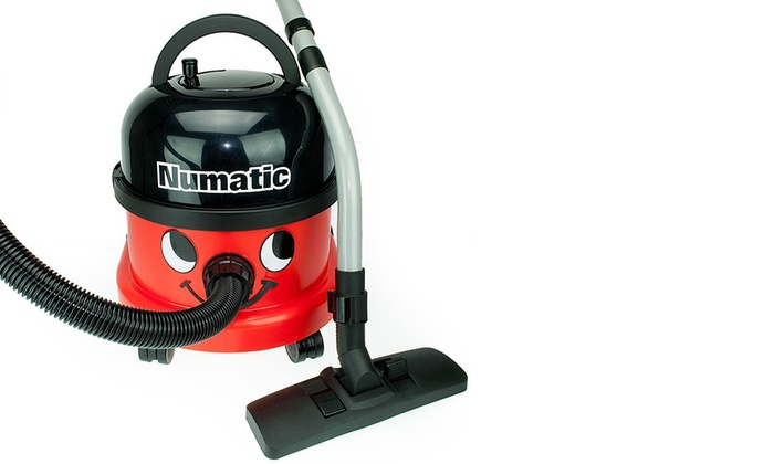 Groupon Goods Global GmbH Numatic Eco Commercial Vacuum Cleaner With Free Delivery