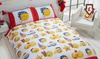 Rapport Home Festive ReversibleDuvet Cover Set in Choice of Size