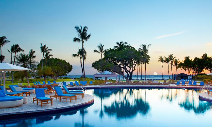 Hawaii Trip At 45 Star Resort With Airfare