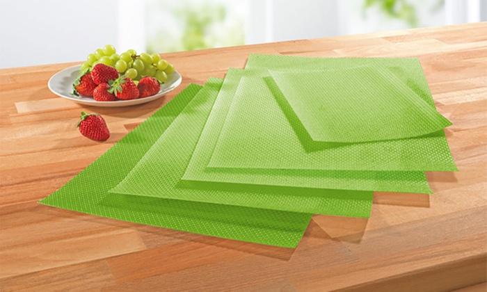 Kühlschrankmatten : Kühlschrankmatten grün weiß groupon goods