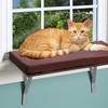 Deluxe Cat Window Perch Bed