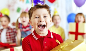 Characters Galore: 60-, 90-, or 120-Minute Kids' Party Visit from Choice of Character from Characters Galore (Up to 62% Off)