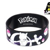 Pokémon Youth Silicone Bracelet Featuring Mewtwo