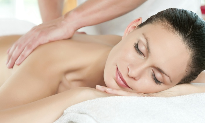 Blue Water Spa - Central Austin: 60- or 90-Minute Deep-Tissue Massage at Blue Water Spa (Up to 57% Off)