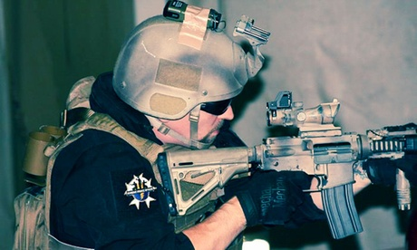Four-Hour Airsoft Package for One or Two with Gun Rental and Mask at Strikeforce Sports (Up to 42% Off)