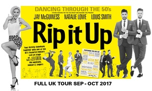 Imagine This Live Ltd: Rip it Up, UK Wide Dance Tour on 5 September - 21 October, 19 Locations