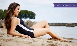 Facelogic - Fort Worth: Two or Four Airbrush Spray Tans at Facelogic (Up to 54% Off)