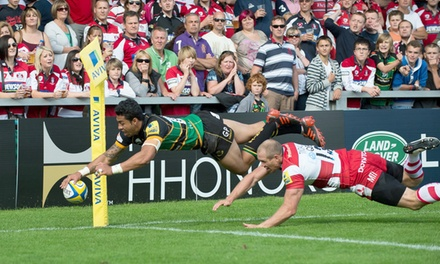 Northampton Saints v Gloucester Rugby Tickets, Franklin's Gardens, 12 November (Up to 28% Off)