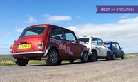 Stunt Driving Experience with Stunt Drive UK (60% off)