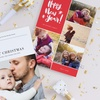 Up to 80% Off Custom Holiday Cards from Paper Culture