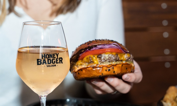 Honey Badger Saloon - From $18 - Wellington   Groupon